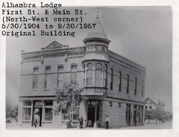 Original lodge